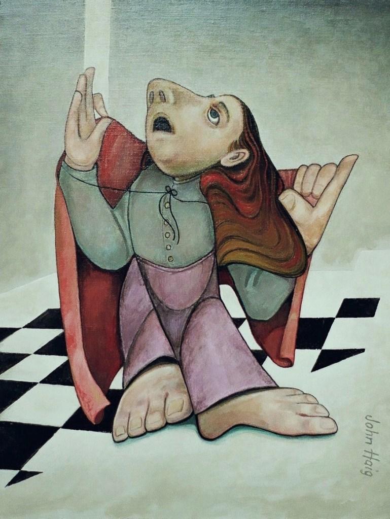 22. The Opera Singer (Haig)