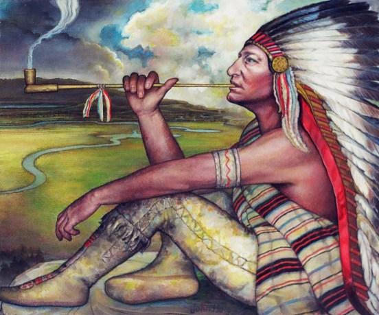21. Sitting Bull (Haig)